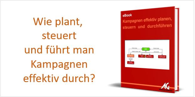 "eBook: ""Kampagnen effektiv planen, steuern & durchführen""eBook: ""Kampagnen effektiv planen, steuern & durchführen"""