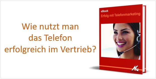 """eBook """"Erfolgreich mit Telefonmarketing"""""""