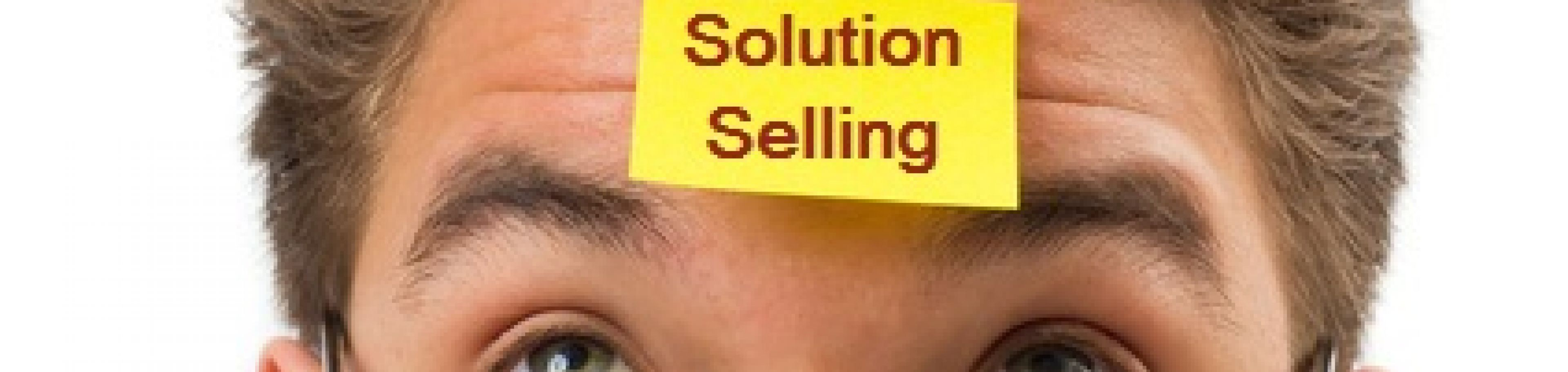 Was ist Solution Selling?