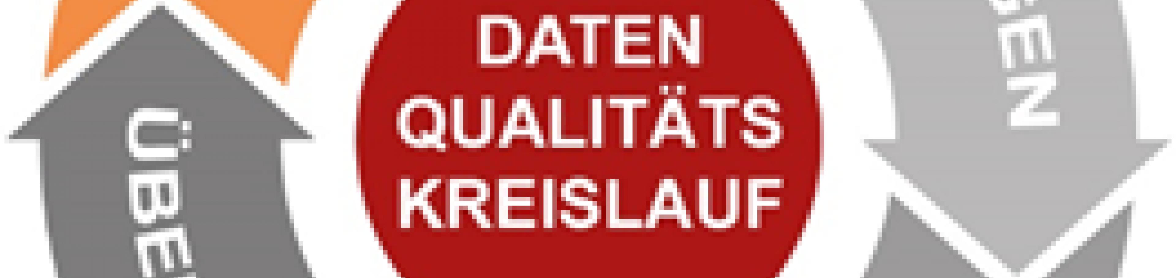 CRM Datenqualitäts Kreislauf