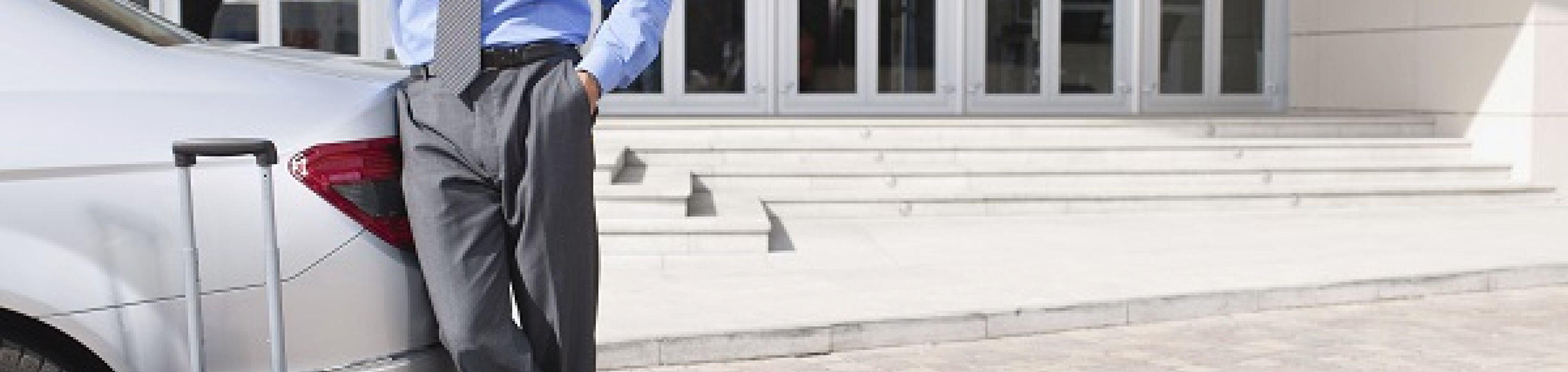 Außendienst Termine - einfach, entfernungsoptimiert vereinbart