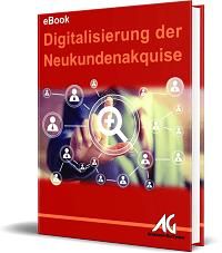eBook Nie wieder Kaltakquise - Die Digitalisierung der Kundengewinnung