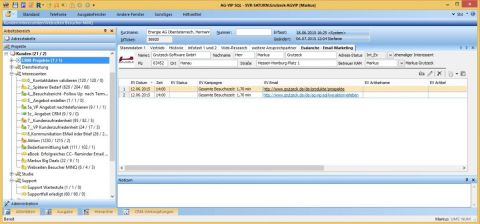 Nie wieder Kaltakquise: CRM B-to-B Tracking Website zur Leadgenerierung
