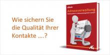 eBook Adressverwaltung / Adressmanagement