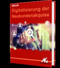 """eBook """"Die Digitalisierung der Neukundenakquise"""""""