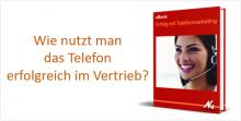 """eBook """"Erfolg mit Telefonmarketing"""""""
