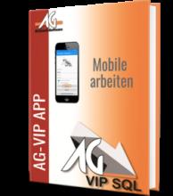 Mobiler Zugriff über die AG-VIP App auf Daten der CRM Software