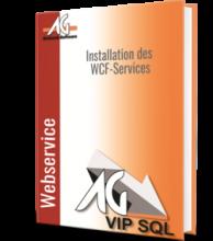 So installieren Sie den Webservice für AG-VIP