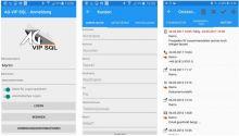 Mobile CRM App AG-VIP