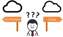 Software über Cloud oder on-premise beziehen?