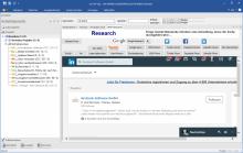 CRM Software: Social Media Anbindung
