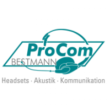 ProCom-Bestmann: Headsets + Akustik + Kommunikation